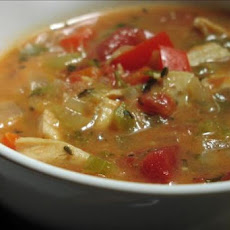 Weight Watchers 0 Point Tortilla Soup
