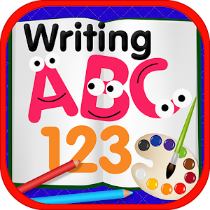 Download ABC 123 Writing Coloring Book APK To PC