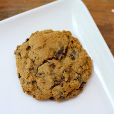 Whole Wheat Chocolate Chip Cookies