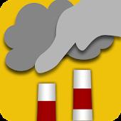 App Zanieczyszczenie Powietrza version 2015 APK