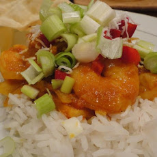 Prawn Curry - Quick and Simple