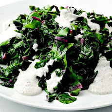 Cook the Book: Cool Chard with Peppery Ricotta