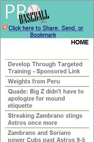 Carlos Zambrano News