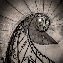 The Stairs by Matthew Haines - Buildings & Architecture Architectural Detail