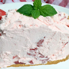 Cool 'n Easy Creamy Watermelon Pie