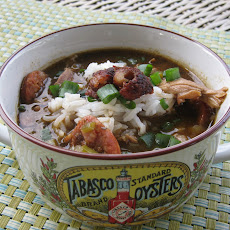 All Day Duck Gumbo