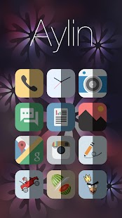 Aylin Icon Pack- screenshot thumbnail