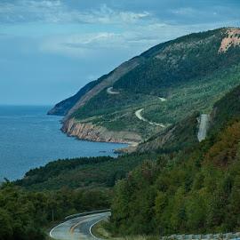Cape Breton Island Nova Scotia by Brent Morris - Landscapes Travel