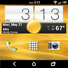 Go Launcher Theme: HTC Sense 4 icon