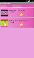 Screenshot of Preschool kids : Sing & Learn