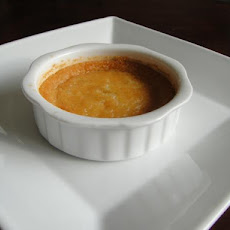 Honey Coconut Custard