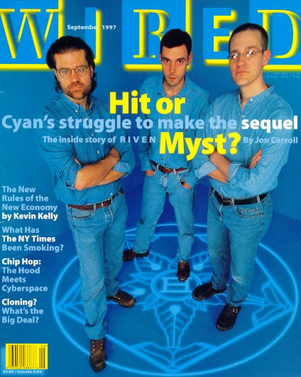 The Ages of Myst