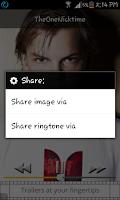 Screenshot of Avicii Best Ringtones