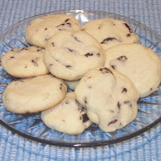 Cherry Butter Cookies