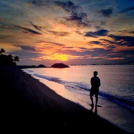 Solitude by Janette Ho - Instagram & Mobile iPhone (  )