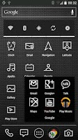 Screenshot of Outline Theme for CM9/10