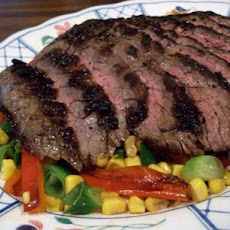 Barbara's Flank Steak Dinner