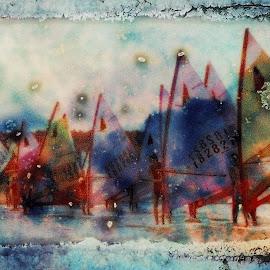 by Alain Labbe Alain - Digital Art Things