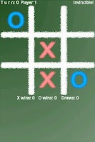 Screenshot of TicTacToe Pro Free