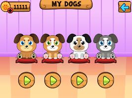 Screenshot of My Virtual Dog - Pup & Puppies