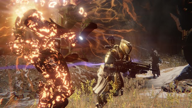 Destiny's PvP needs to be unlocked