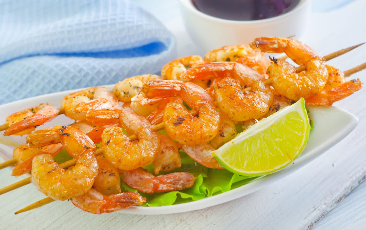 Garlic Lime Shrimp Recipes — Dishmaps