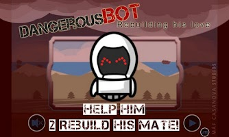 Screenshot of Dangerous Bot - FREE