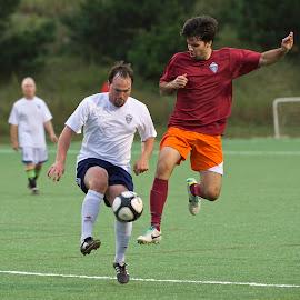 Soccer Ballet by Roy Walter - Sports & Fitness Soccer/Association football ( games, football, fitness, sports, soccer )