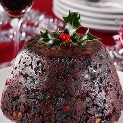 Kerst Pudding