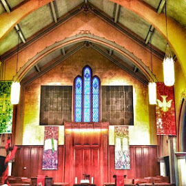 Tonight's Venue by Ryan Sawicki - Buildings & Architecture Places of Worship