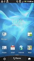 Screenshot of Digi Clock