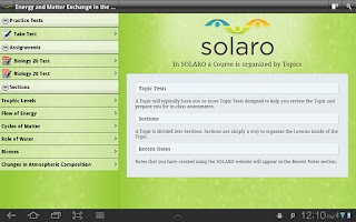 Screenshot of SOLARO India (Tablet)