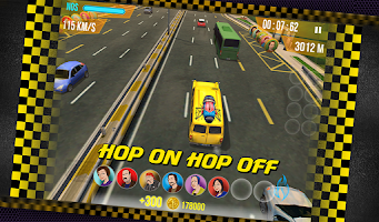 Screenshot of Dolmus Driver