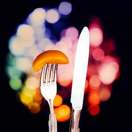 Peach by Leka Huie - Food & Drink Fruits & Vegetables (  )