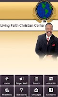 Screenshot of Living Faith