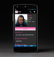 Screenshot of FLASHSURMOI - DATING