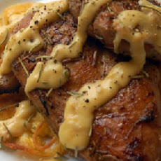 Chicken Breasts with Sun-Dried Tomato-Cream Sauce