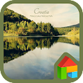 Android aplikacija Croatia dodol launcher theme na Android Srbija