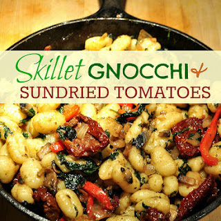Skillet Gnocchi With Sundried Tomatoes
