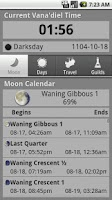 Screenshot of Vana'diel Timepiece