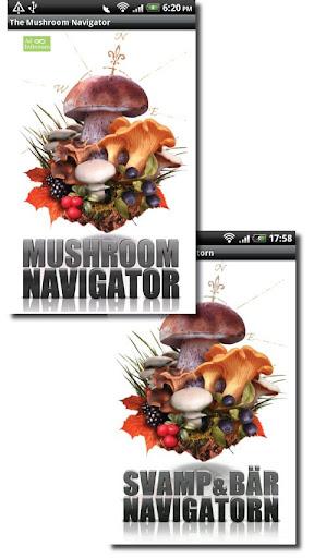 The Mushroom Navigator