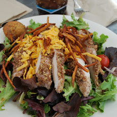 Honey Pecan Chicken Salad