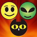 Funny Faces Live Wallpaper icon