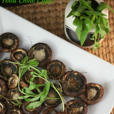 Roasted Mushrooms with Tarragon