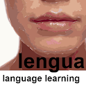 lengua language learning icon