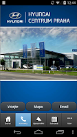 Screenshot of Hyundai Centrum Praha
