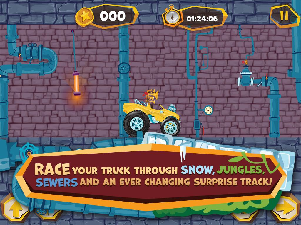 Build A Truck -Duck Duck Moose Screenshot 3