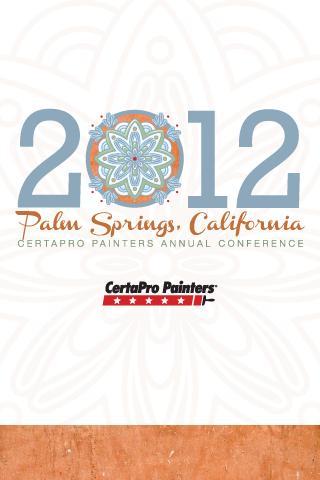 CertaPro 2012 Conference