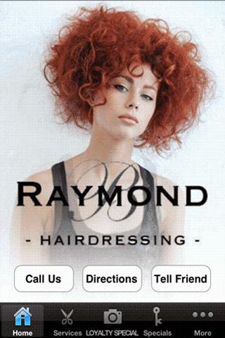 Raymond B Hairdressing