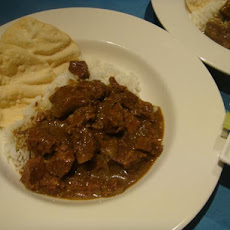Beef Curry for Slow Cooker